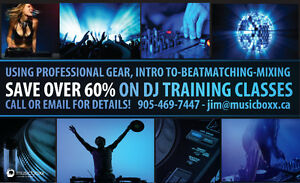 Save OVER 60% on DJ or MUSIC PRODUCTION intro classes! Cambridge Kitchener Area image 1