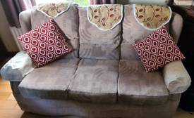 3 piece suite of Furniture