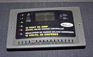 For Sale Sunforce 30 Amp Solar Charge Controller