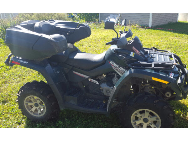 Used 2008 Bombardier Outlander