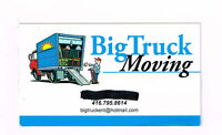 Big Truck Movers, Fast and Efficient 416-795-8614