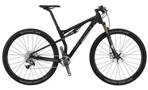 Reward Stolen Bike  (2015 -Scott, Carbon Fiber, Flat black)