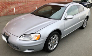 2001 Chrysler Sebring LXi - FULLY LOADED PRICED TO SELL
