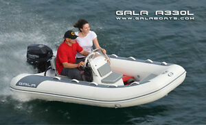 SPORT DELUXE (RHIB)  with Console & Motor package