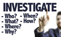 Private Investigator Course ONLINE! $199.99 (Job Placement)