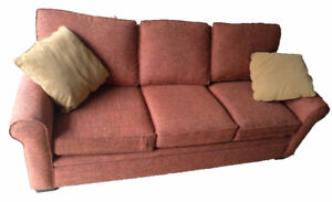(Like New) DESIGNER Couch for sale