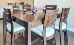 set de table à manger / dining table set