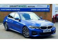 2019 BMW 3 Series 2.0 320d M Sport (s/s) 4dr Saloon Diesel Manual