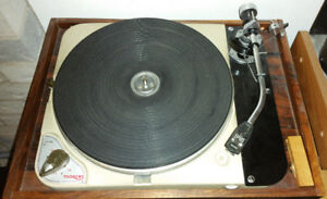 Thorens TD124 Turntable and SME Arm