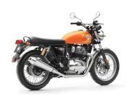 ROYAL ENFIELD 650 INTERCEPTOR MOTORCYCLE