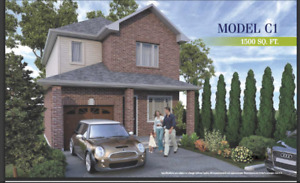 4 Rent Brand New single detached 3 bed 4 bath Maple View Barrie
