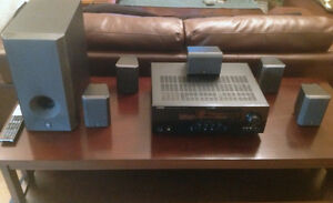 Yamaha component home theater system