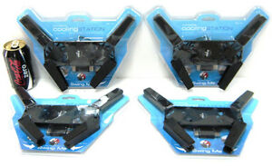 Lot # : 139 - Neuf - 4 refroidisseurs pour laptop, PC, tablette
