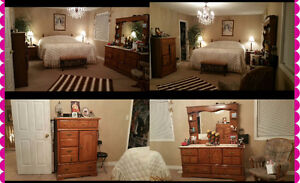 Full bedroom set 6 pices