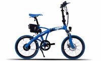 Gio H2 Volt-Folding Electric Bicycle*Toys4Boys Motorsports*SALE*