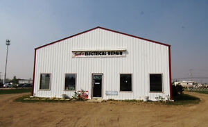 Commercial Building - Warehouse in North Battleford