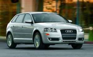 Audi a3 with blown engine