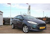 Ford Fiesta Zetec 2013, 1 lady owner, Full service history
