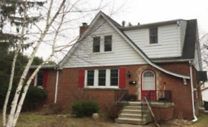Old Ancaster House for Rent.  Available Now!  Short Term Welcome