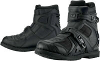 Icon Field Armor 2 Boots Like New Size 10