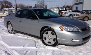 2007 Chevrolet Monte Carlo LS Coupe (2 door)