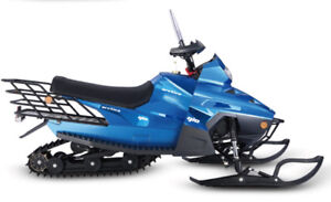 snow mobile with electric start and pull BLACK FRIDAY SALE !
