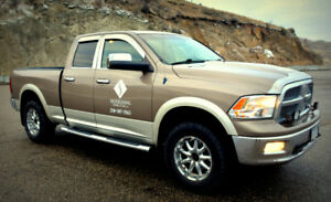 2010 Dodge Ram 1500 Laramie Fully Loaded Mint