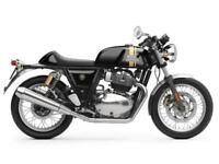 2018 Royal Enfield GT650 twin Deposits now being taken price TBC