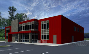 Professional Spaces for Lease - Boxwood Business Campus
