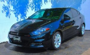 2013 Dodge Dart SXT/RALLYE Nav Sunroof Back Cam. Alloy wheels