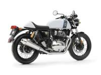 ROYAL ENFIELD 650 GT CONTINENTAL MOTORCYCLE