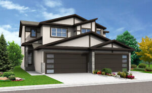 Save $19,000 MOVE IN READY EXECUTIVE DUPLEX $359,900