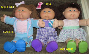 Cabbage Patch Kids / Cabbage Patch Dolls / New in box too