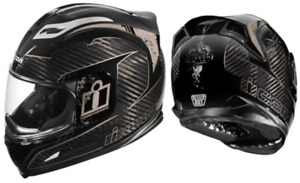 Casque Icon Airframe Carbon Lifeform