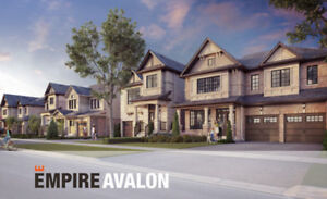 Brand New Homes From $409,990 – Avalon in Caledonia