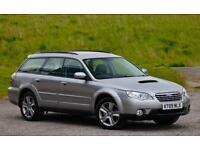 2009 Subaru Outback 2.0 D R 5dr