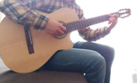 Guitar Lessons: Classical & Accoustic