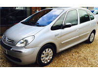Citroen Xsara Picasso 1.6i GUARANTEED FINANCE. Payments between £19-£38PW