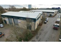 Industrial warehouse. Ideal for storage/distribution uses. 2200 sq feet. Heathrow area