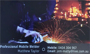 Welder Caboolture Caboolture Area Preview