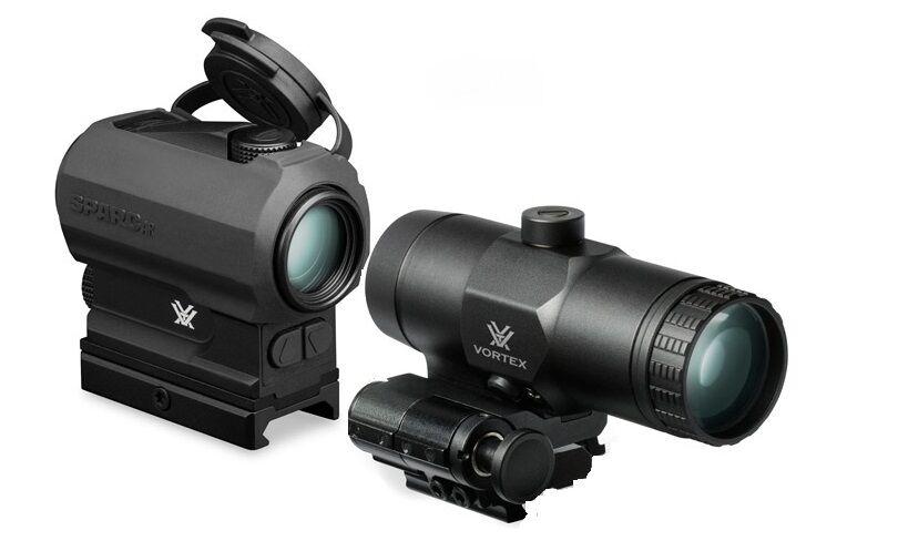 Vortex Sparc AR  & VMX3-T 3x Magnifier