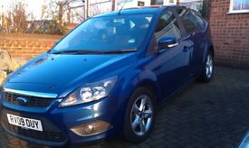 Ford Focus Zetec 2009, Automatic, Petrol, ONLY 22,567 miles