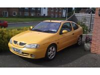 Renault Megane 2.0 Coupe IDE Year 2000