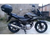 2009 Honda CBF125 CBF 125 Sold with 12 month MOT