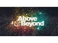 Creamfields presents Above and Beyond