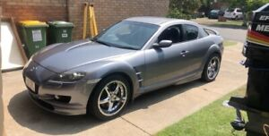 Mazda rx8 2004 automatic 95000kms