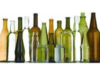 Wine bottles needed!!