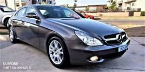 2006 Mercedes-Benz CLS350 C219 Coupe 7 Speed