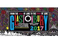 Make New Friends for Glastonbury Festival 2017!