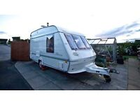 Caravan ABI Ace Airstream Gold Special Edition Two Berth